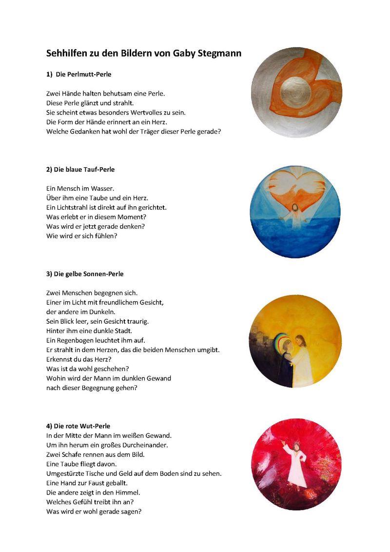 9 Alle Perlen mit Sehhilfen - Aktions-Seite Seelsorge in Kitas